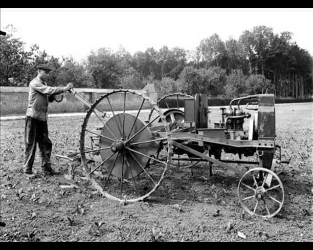 La vie à la campagne avant .... S3l1v92t